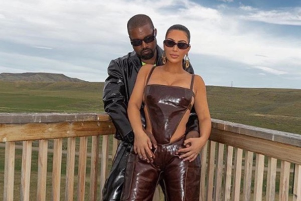 "Kanye West Calls Kim Kardashian Is A ""White Supremacist"""