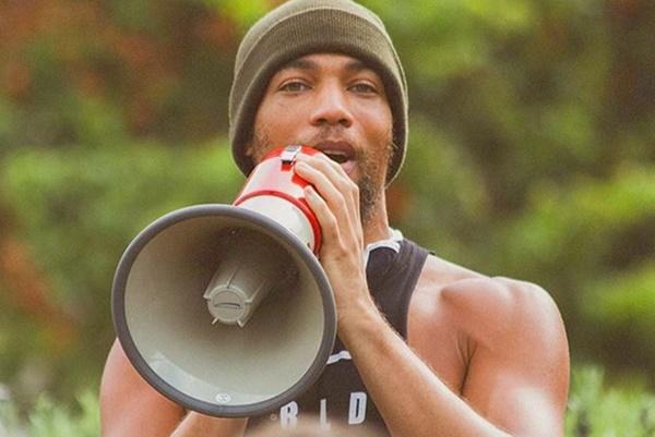 Actor + BLD?PWR Organizer Kendrick Sampson Calls For Change