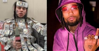 PnB Rock: If Tekashi 'Get Smoked My Life Will Be Made'; 6ix9ine Responds