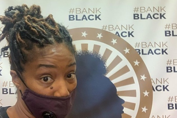 Tiffany Haddish ROCKING New Look With Shaved Head