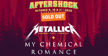 Aftershock 2020 NOT Cancelled; October Dates Holding