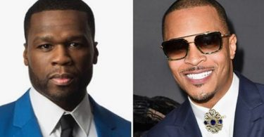 T.I. Celebrates New TV Series Partnership With 50 Cent