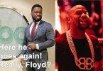 "50 Cent SLAMS Mayweather; ""Someone Read For Champ"""