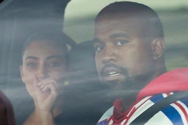 Kim Kardashian West + Kanye West Trying to Work It OutKim Kardashian West + Kanye West Trying to Work It Out