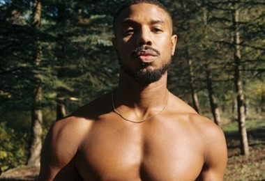 Michael B. Jordan Had A Moment With Gay Male Assistant