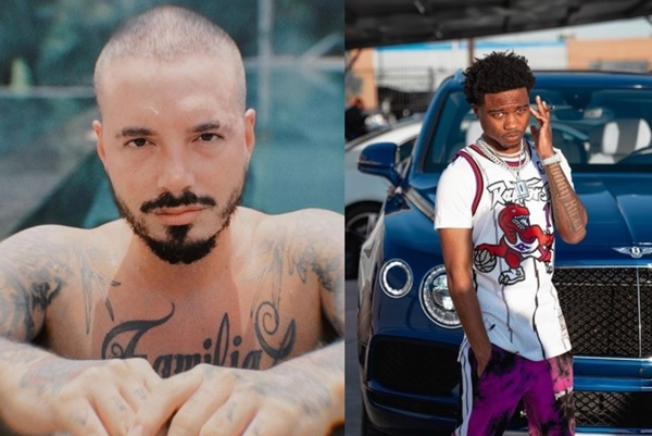 J Balvin and Roddy Ricch Pull OUT of MTV Video Music Awards