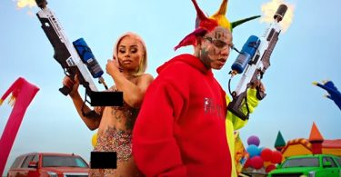 "6ix9ine Uses Black Chyna To Make ""Tutu"" Video A Hit"