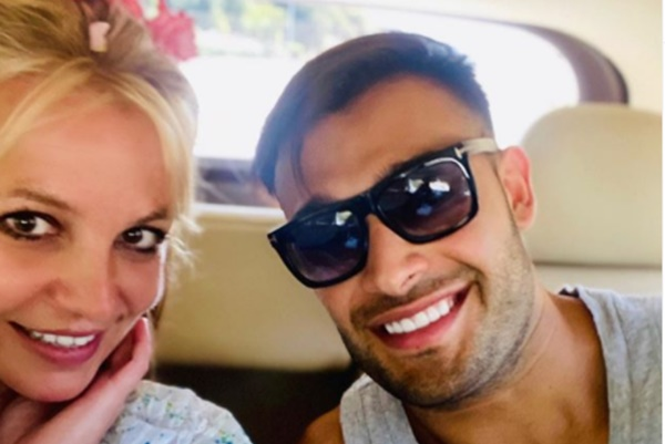 Sam Asghari BRANDS Britney Spears 'Authentic, Funny and Humble'