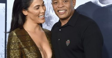 Dr. Dre's wife Nicole Young Seeking Nearly $2 mill a Month Temporary Spousal Support