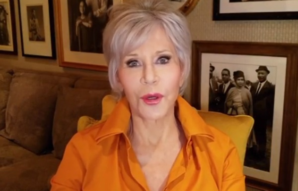 "Jane Fonda ""Regrets"" NOT Having Sex With Marvin Gaye"