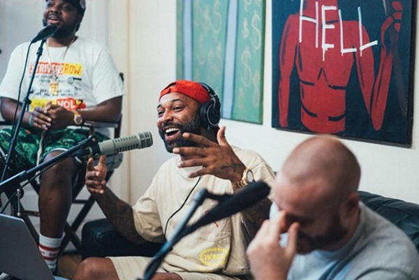 "Joe Budden Leaving Spotify After Claims They've Been ""Pillaging"" His Audience"