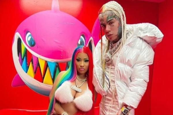 Nicki Minaj Majorly Disrespected By Tekashi 6ix9ine