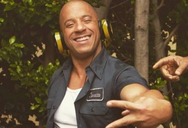 Vin Diesel LAUNCHES Music Career