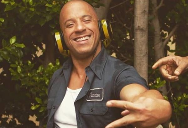 Vin Diesel LAUNCHES Music Career