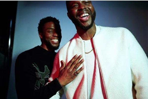 Winston Duke Reflects On Chadwick Boseman Incredible Legacy