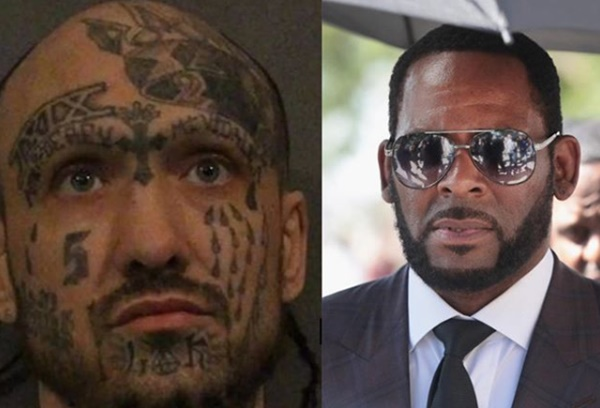 R. Kelly Beaten By A Latin King Gang Member In Prison