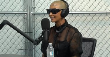 "Amber Rose: Kanye + Trump Are ""Twinsies"""