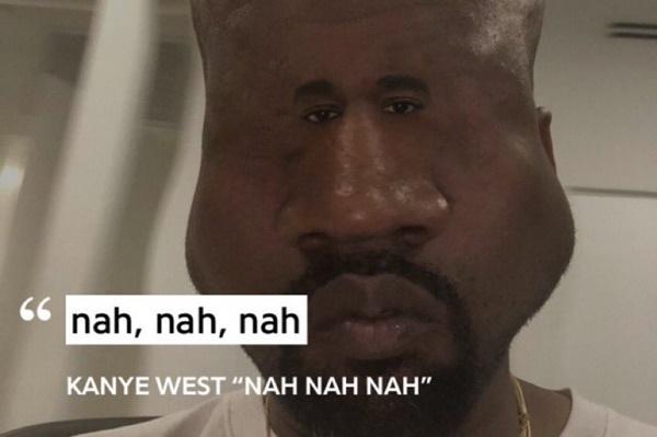 "Kanye West ""Nah Nah Nah"" Is an EPIC FAIL; Ask Twitter"