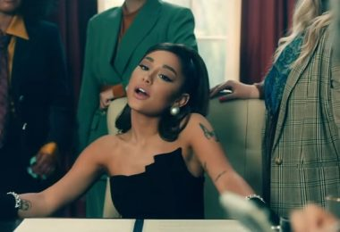 Did Ariana Grande SHADE Ex Pete Davidson in New Song