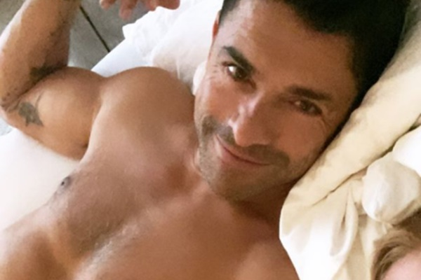 Kelly Ripa Says Marc Consuelos Has A HUGE Pen In His Pants