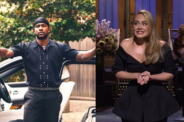 Adele and Skepta Reportedly Dating