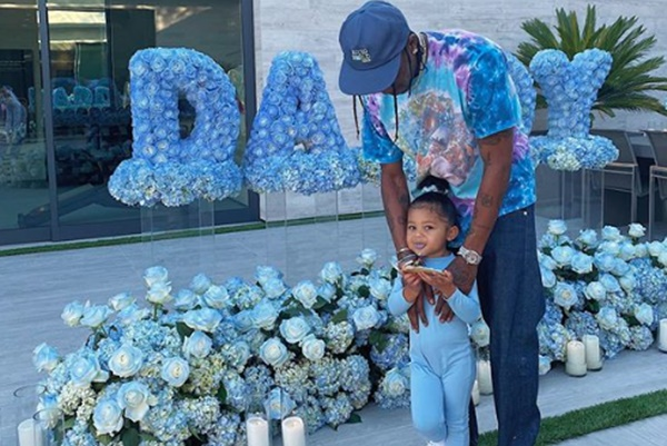 Travis Scott Raising Daughter Stormi To Be A Strong Black Woman