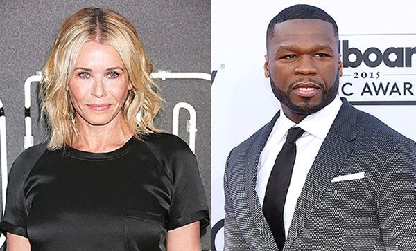 Chelsea Handler Wants 50 Cent To Denounce Trump