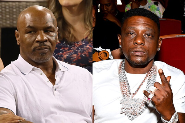 Mike Tyson CALLS OUT Boosie Badazz For Homophobic Remarks