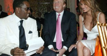 Aubrey O'Day CALLS OUT Diddy: Trump + Diddy Are Friends