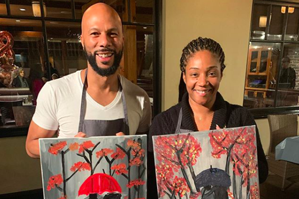 Common Confirms Tiffany Haddish Relationship Is 'Doing Wonderful'