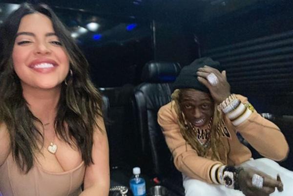 Lil Wayne's BBW Girlfriend SPLIT Over His Trump Support