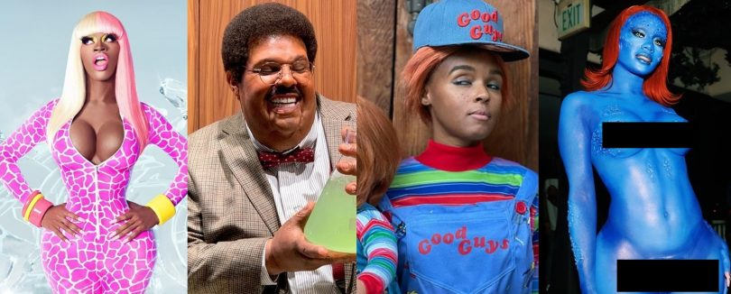 Best Celebrity Halloween Costumes for 2020