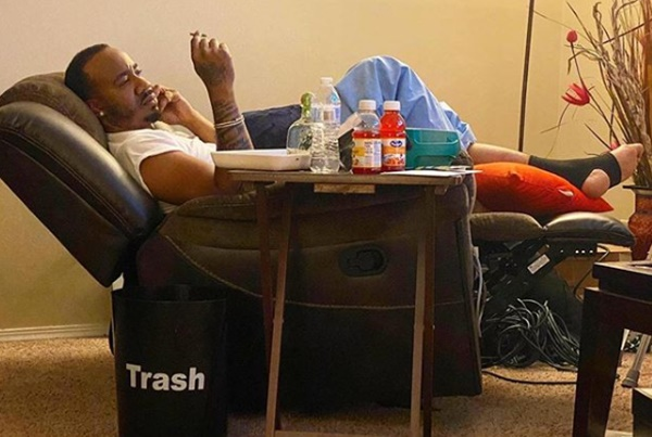Rapper Benny The Butcher Back In NYC Recovering From Shooting