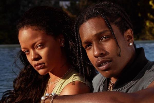 Rihanna Officially Dating ASAP Rocky