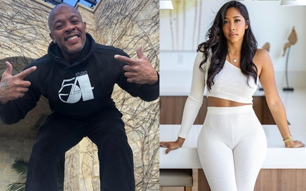 Dr. Dre Rumored To Be Dating 'Love & Hip Hop's' Apryl Jones