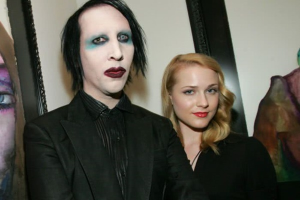 Label Cuts Marilyn Manson After Evan Rachel Wood Alleges Abuse Claims