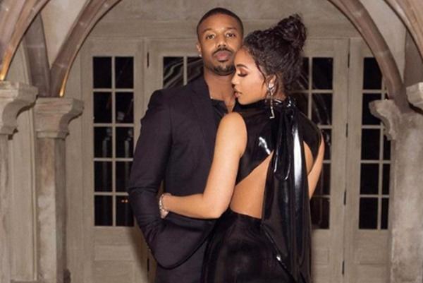 Michael B. Jordan Takes Valentine's To Next Level For Lori Harvey