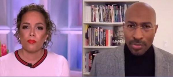 CNN's Van Jones Felt 'Ambushed' by Hosts of 'The View'