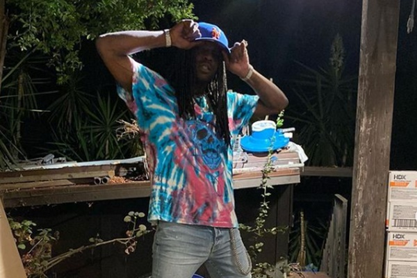 Rapper Chief Keef Hospitalized For Unknown Ailments
