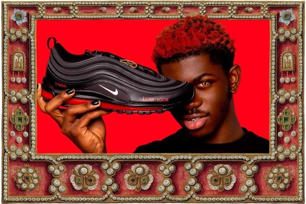 Nike Denies Involvement with Lil Nas X 'Satan Shoes'