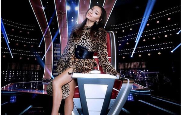 Ariana Grande Joins 'The Voice'; Replacing Nick Jonas