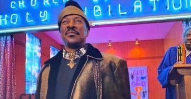 Eddie Murphy Plans to Return To Stand-up