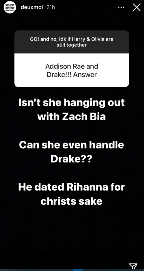 Hold Up Drake Is Dating A 20 Year Old Tik Tok Superstar