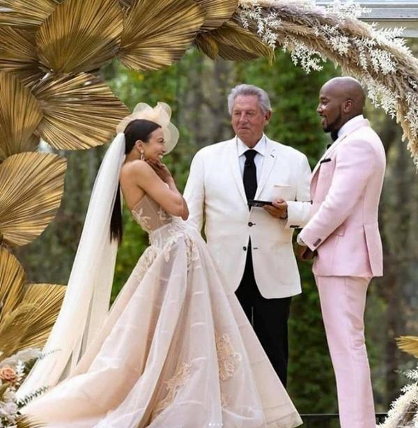 Jeezy & Jeannie Mai Married In Atlanta