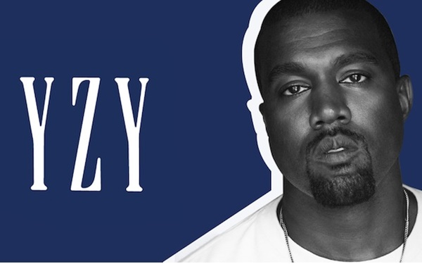 Kanye West Says His Gap Logo Official
