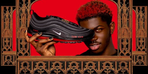"MSCHF Releases Statement Following Nike BLOCKING ""Satan Shoes"""