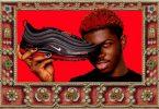 "Lil Nas X Upset Nike Halts Sales of MSCHF ""Satan Shoes"""