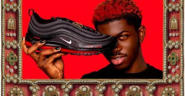 "Lil Nas X Upset Nike Halts Sales of MSCHF ""Satan Shoes"""