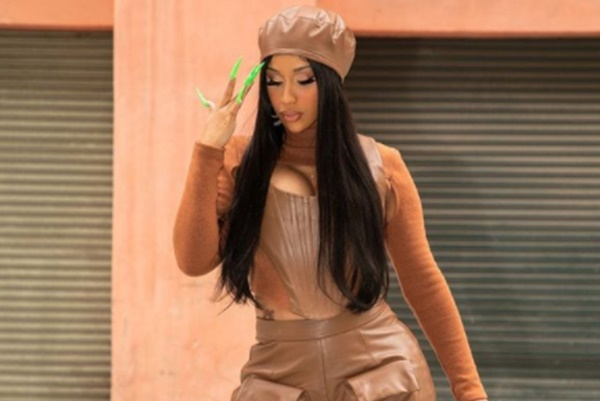 Cardi B SLAMS Politicians Speaking About Her Influence + NOT Police Brutality