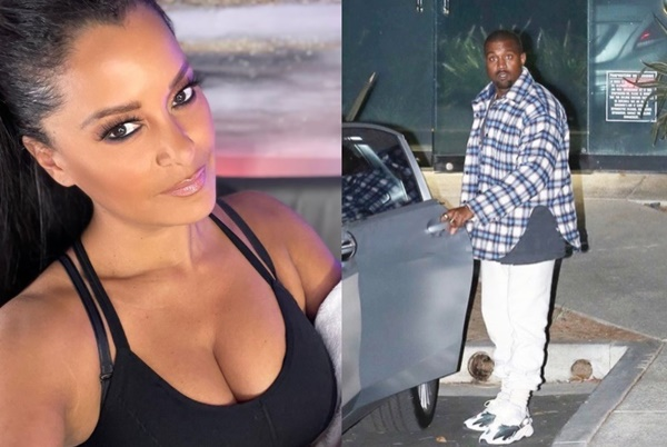 Claudia Jordan Says Kanye Wanted to Hook Up With Her